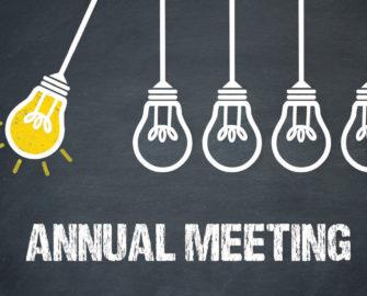 Lightbulb image. Annual Meeting