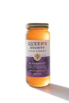 Queens Bounty raw honey