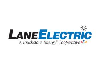Lane Electric A Touchstone Energy Cooperative Logo